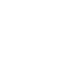 White Tap to Call Phone Icon